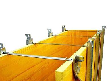 cofraje lemn metal